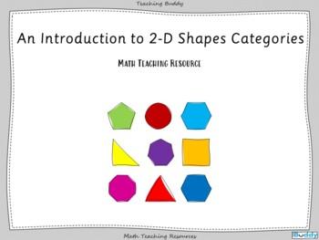 2D Shape Categories
