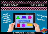 2-D Shapes BOOM CARDS!