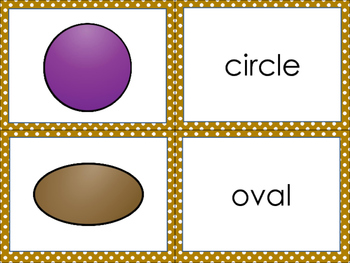 2-D Shapes: Clip Cards, Memory Match, Task Cards