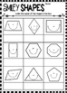2-D Shapes: Draw and Identify Shapes