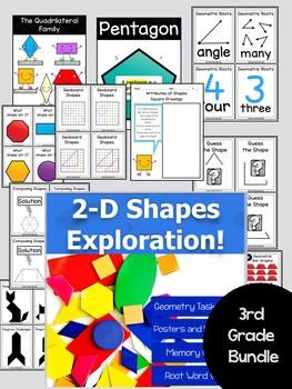 2-D Shapes Exploration Unit