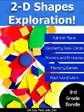 2-D Shapes Exploration Unit