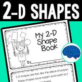 2-D Shapes Exploration : Activities, QR Code Listening Cen