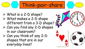 2-D Shapes PowerPoint