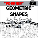 2-D Shapes Study Guide