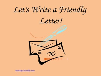 2 Days of Friendly Letter Lessons!