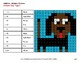 2-Digit + 1-Digit Addition - Color-By-Number Mystery Pictures - Pets Theme