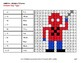 2-Digit + 1-Digit Addition - Color-By-Number Superhero Mys