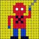 2-Digit - 1-Digit Subtraction - Superhero Mystery Picture - Google Forms