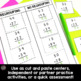 2-Digit & 3-Digit Addition and Subtraction Cut and Paste Sorts
