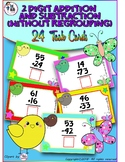 2 Digit Addition And Subtraction (Without Regrouping) - 24