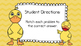 2 Digit Addition Duck Matching Game