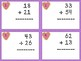 2 Digit Addition-No Regrouping  Secret Valentines Message