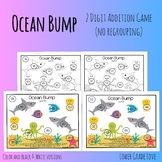 Ocean Bump - 2 Digit Addition Game (no regrouping)