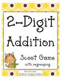 2 Digit Addition Scoot