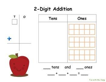 2-Digit Addition & Subtraction Mats