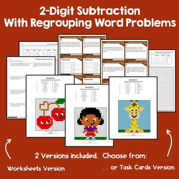 2-Digit Addition & Subtraction With Regrouping