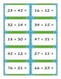 2 Digit Addition and Subtraction Match