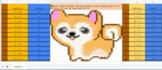 2 Digit Addition (pixel art)
