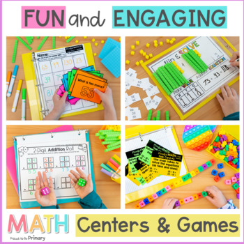 2nd Grade Math: 2-Digit Addition (with or without regrouping) | Grade 2 math