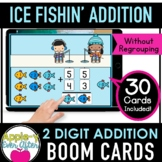 2 Digit Addition without Regrouping   Boom Cards™ - Distan