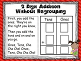 2 Digit Addition without Regrouping Song/ Center