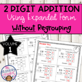 2-Digit Addition without Regrouping - Using Expanded Form