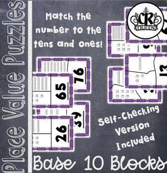 2 Digit Base 10 Block Puzzles