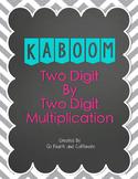 2 Digit By 2 Digit Multiplication Kaboom