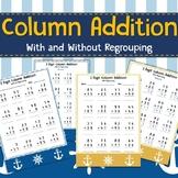 2-Digit Column Addition