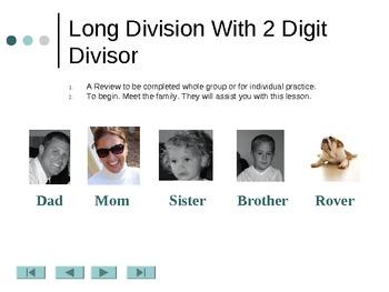 2 Digit Division