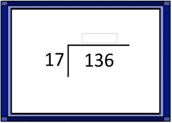 2 Digit Division Computation Digital Boom Card (Deck 2)