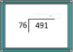 2 Digit Division Computation Problem Boom Card Deck 2 - With Remainders