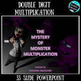 Multiplication PowerPoint Lesson {Double Digit Standard Algorithm}