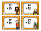 Multiplying by 2-Digit Numbers Task Cards (Fall)