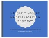 TEKS:4.4C - 2 Digit Multiplication