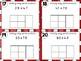 2-Digit Multiplication: Choose a Method Task Cards FREEBIE