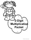 2-Digit Multiplication Packet