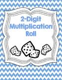 2 Digit Multiplication Roll
