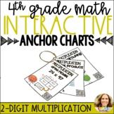 2-Digit Multiplication Strategies Interactive Anchor Chart