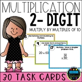 2-Digit Multiplication:  Multiplying by Multiples of 10