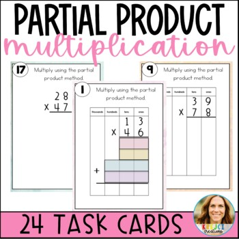 2-Digit Partial Product Multiplication