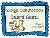 2-Digit Subtraction Board Game (2.NBT.5)