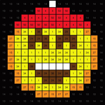 2-Digit Subtraction - Christmas EMOJI Mystery Picture - Google Forms