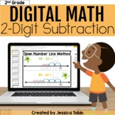 2-Digit Subtraction Digital- 2.NBT.5 Double Digit Subtract