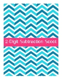 2-Digit Subtraction Scoot (Without Regrouping)