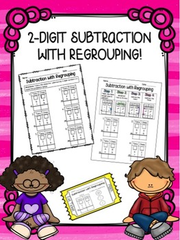 2-Digit Subtraction with Regrouping
