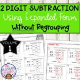 2-Digit Subtraction without Regrouping