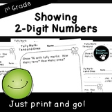 2-Digit Tally Marks Pages