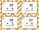 2-Digit and 1-Digit Addition Task Cards